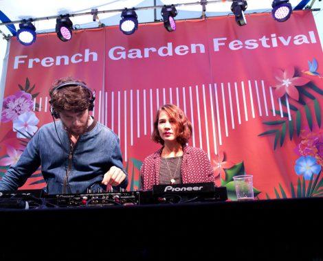 French Garden Festival